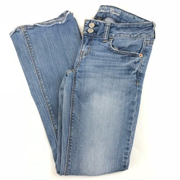 American Eagle Outfitters Denim - American Eagle Womens Jeans 0 SHORT Artist